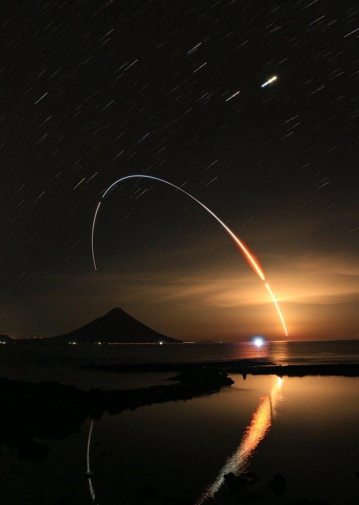 Звёздное небо и космос в картинках - Страница 19 1590031732184719990