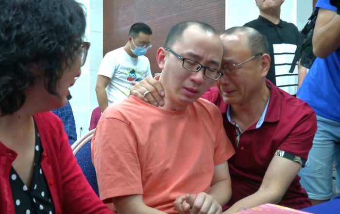 Технологии распознавания лиц помогли найти пропавшего ребёнка спустя 32 года Китай, Распознавание лица, Семья, Похищение, Воссоединение, Технологии
