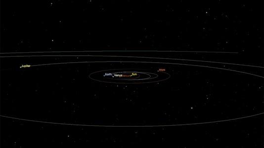 Может ли астероид Оумуамуа быть космическим кораблем внеземной цивилизации? Космос, Оумуамуа, Гифка, Длиннопост