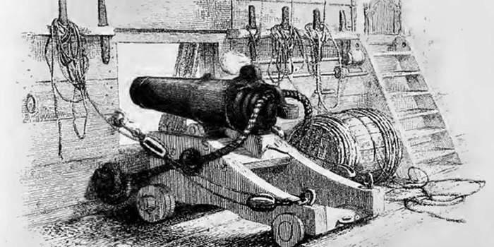 Как зародился «пиратский» банк: история одного стартапа XIX века История, Флот, Пираты, Армия, Англия, США, Длиннопост
