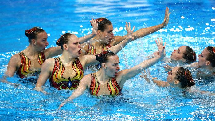 Синхронное плавание: распорядок дня Синхронное плавание, Плавание, Спорт, Тренировка, Распорядок, Длиннопост