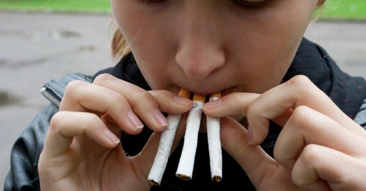 Традиции курения закладываются в семье