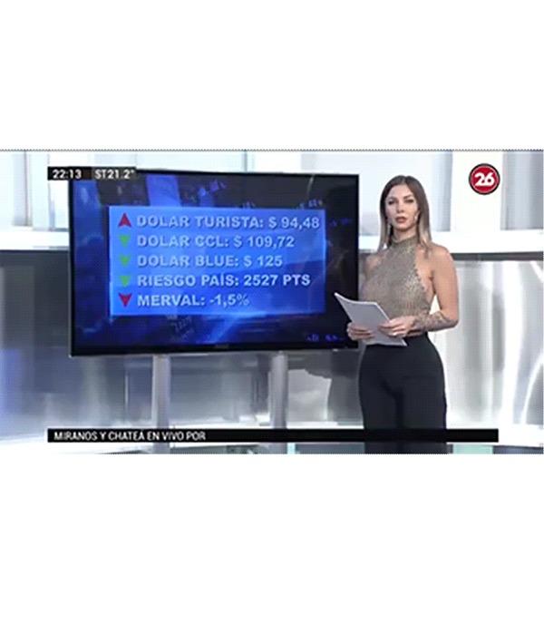 Новости финансов из Аргентины