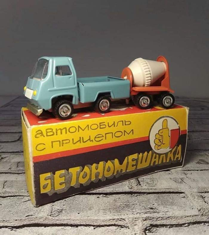 Детская игрушка из 80-х