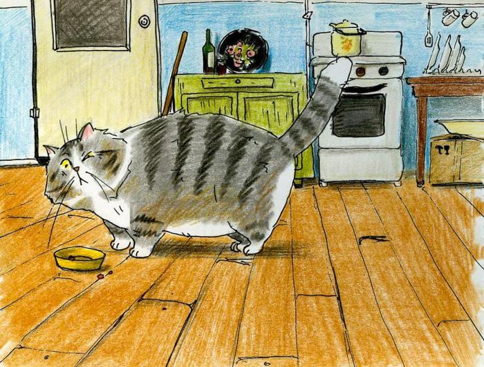 Коммунальный кот
