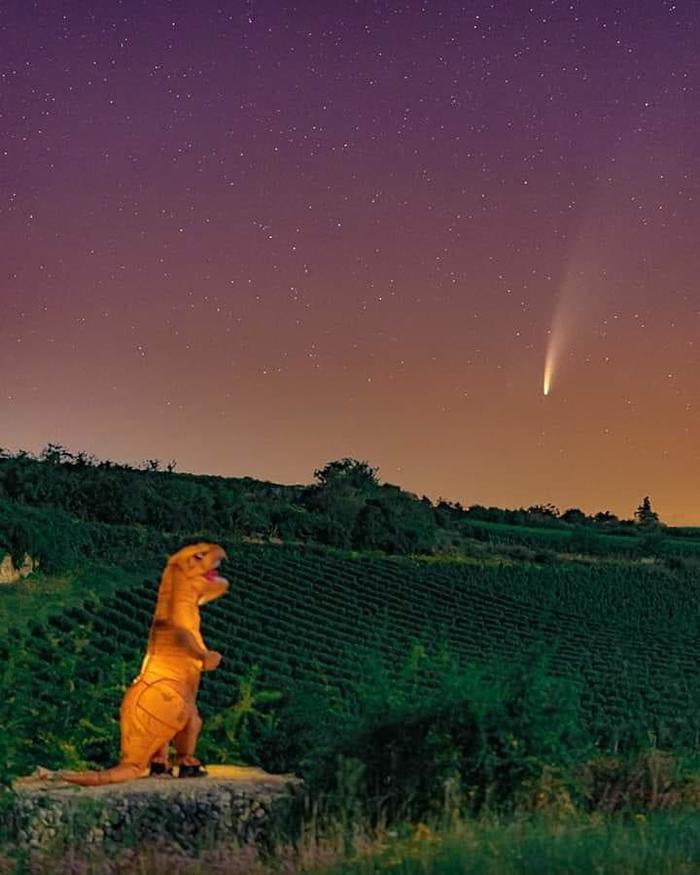 Звёздное небо и космос в картинках - Страница 22 1594736247126971459