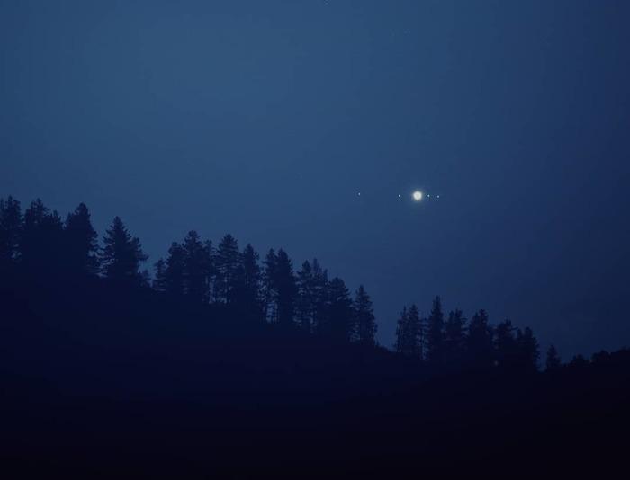 Звёздное небо и космос в картинках - Страница 22 1595408239115734780