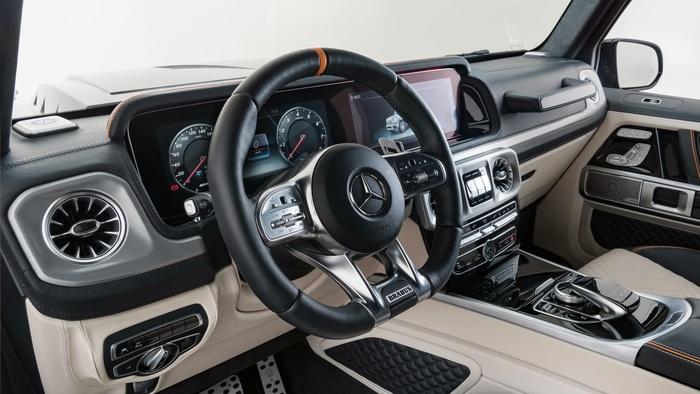 Ещё злее — Brabus 700 Widestar (2020) Авто, Автомобилисты, Тюнинг, Гелендваген, Мерседес, Brabus, Внедорожник, Длиннопост