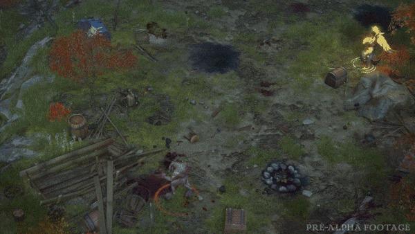 Little Bit Game | Pathfinder: Kingmaker. Аз Есмь Царь! Игры, Компьютерные игры, Hast, Little Bit Game, Pathfinder, Игровые обзоры, Гифка, Длиннопост