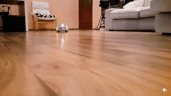 Реалистичная радиоуправляемая машина, распечатанная на 3D-принтере Игрушки, Модели, Подвеска, Гифка, Видео