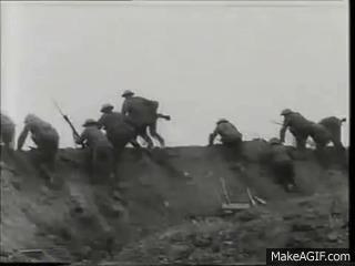 Люди на войне. Первая мировая- 22 Первая Мировая Война, Фотография, Длиннопост, Военная история, Гифка, Черно-белое фото