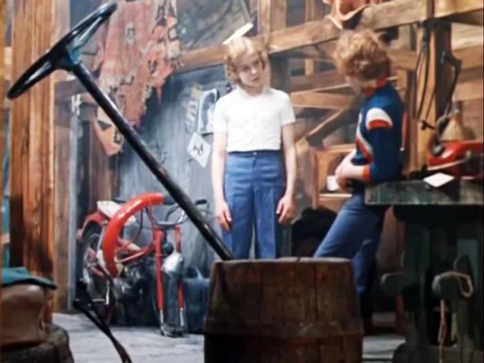Странный парень Сыроежкин Приключения электроника, Советское кино, Сыроежкин, Длиннопост