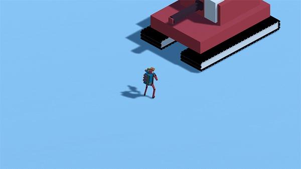 Первый Dead Space или как я решил отказаться от интерфейса в своей игре Indiedev, Gamedev, Игры, Разработчики игр, Гифка, Длиннопост
