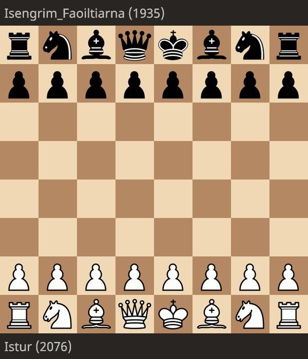 Тренировочный матч против Istur-a Шахматы блиц, Шахматы, Гифка, Длиннопост