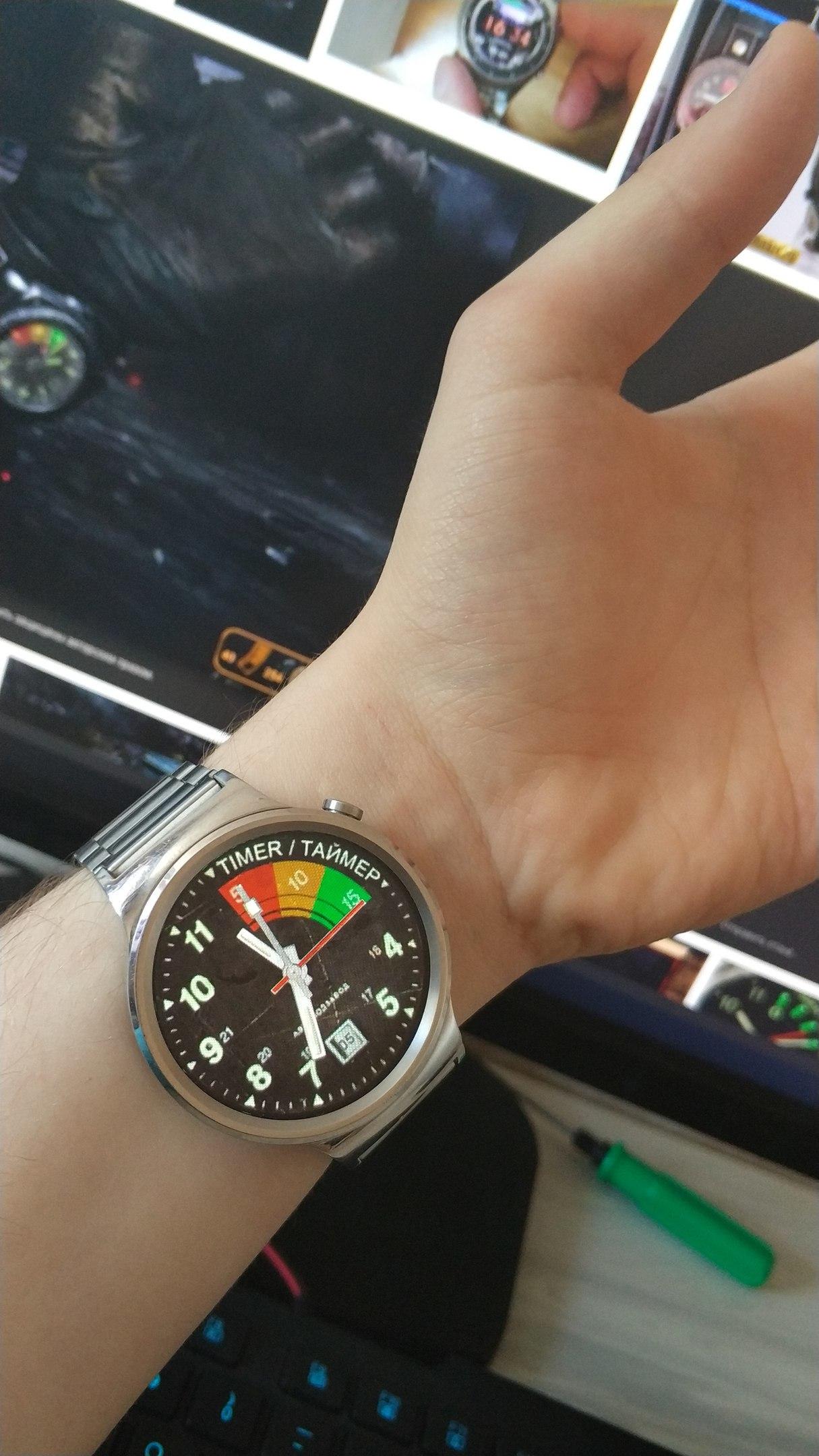 Как сделать часы на андроид фото 711
