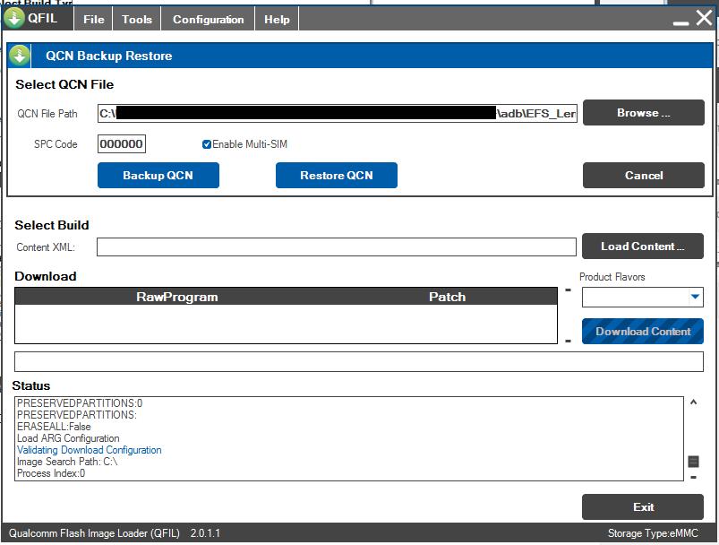 Gionee F103 Pro Nvram File