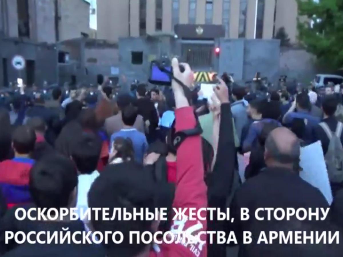 Армяне пиздят русских