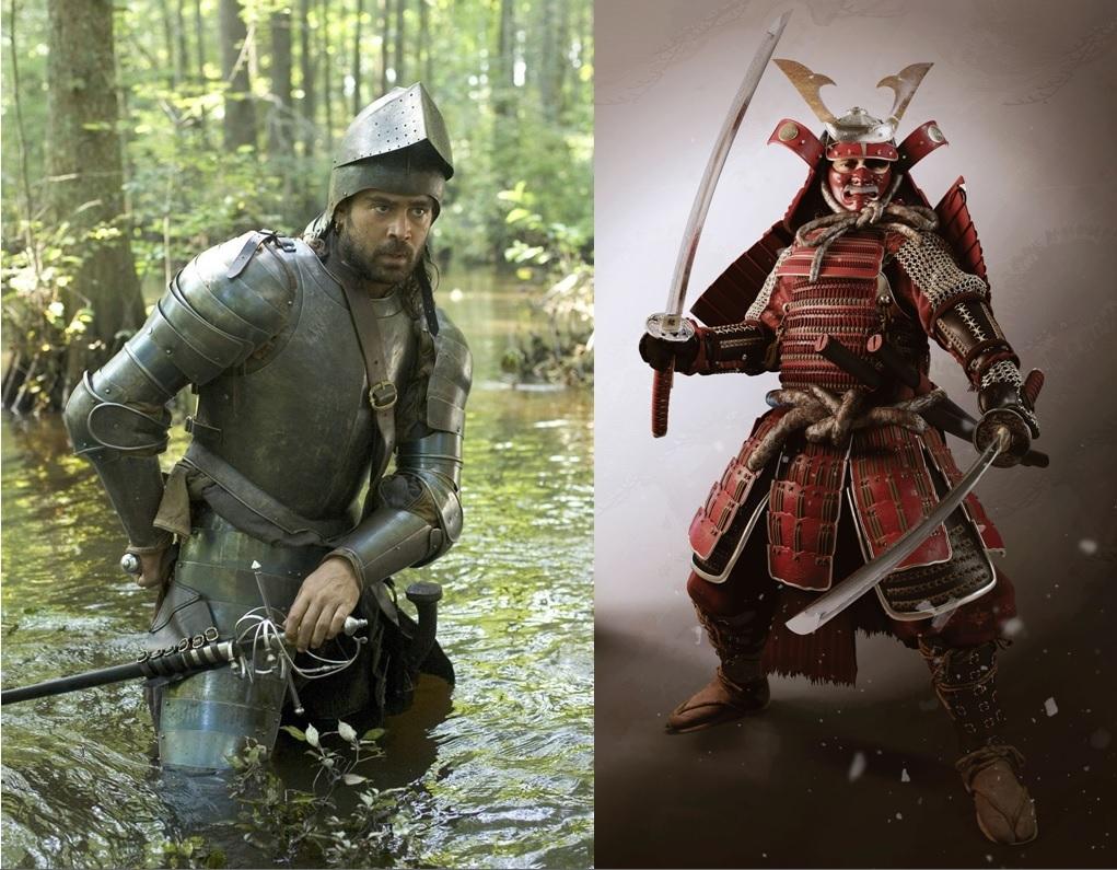 Игровой автомат тихий самурай