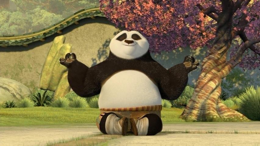 """Торт """"Панда"""" своими руками"""