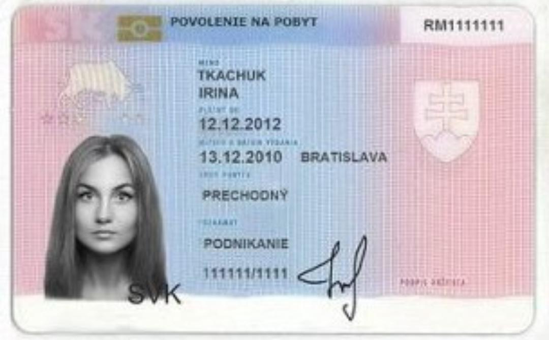 Словакия внж фирма где в украине учатся на фотографа