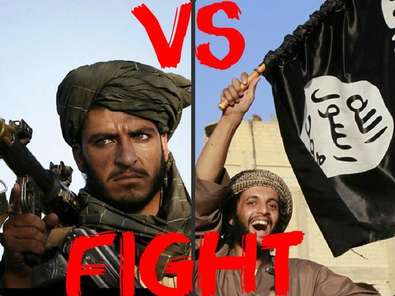 ИГИЛ или Талибы? Кто такие и с чем их едят. | Пикабу
