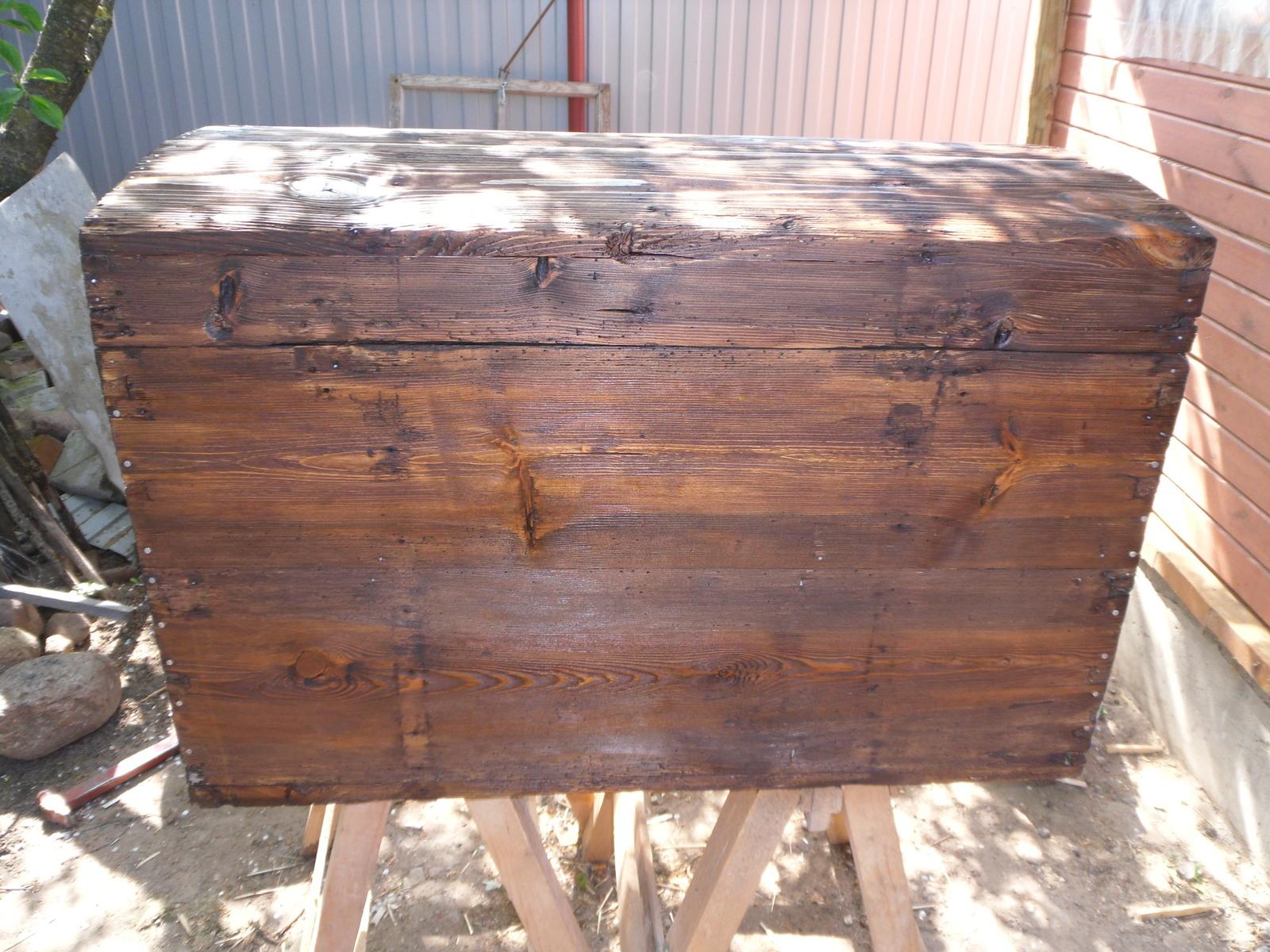 Сундук реставрация своими руками фото фото 324