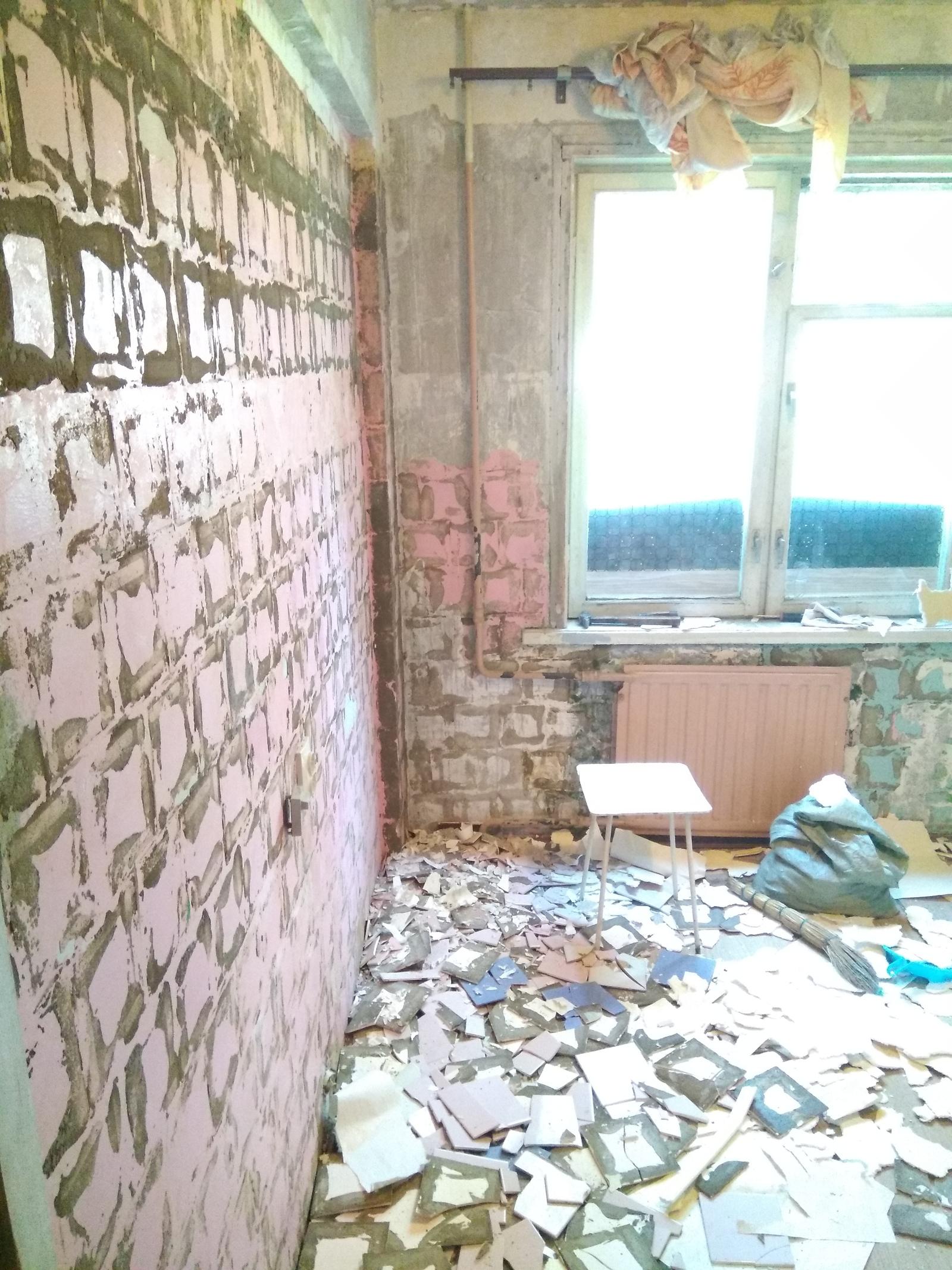 Как выровнять в кухне на стены своими руками фото 574