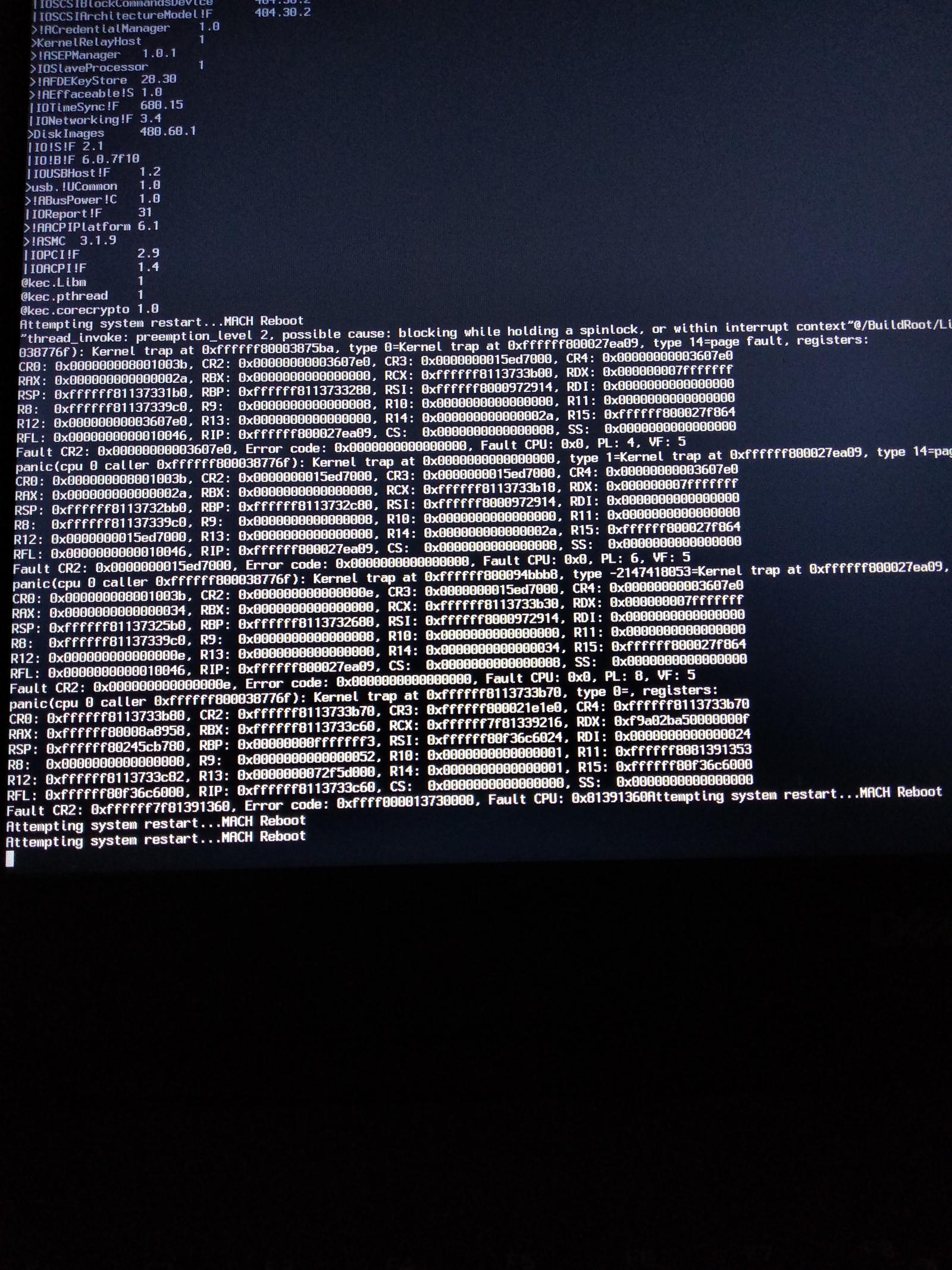 Хакинтош и Dell Vostro 5568 помощь!