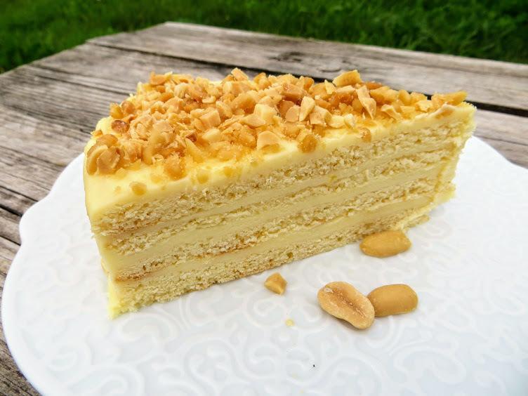медовый торт интересный рецепт