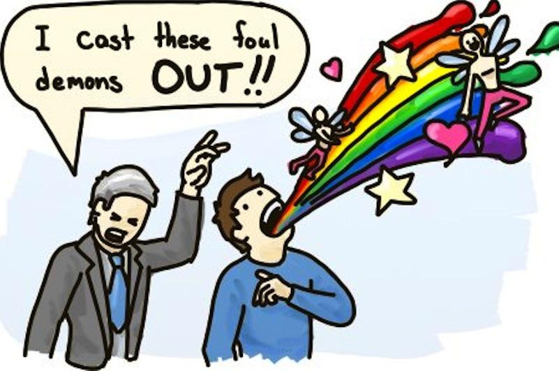 Спор о гомосексуализме