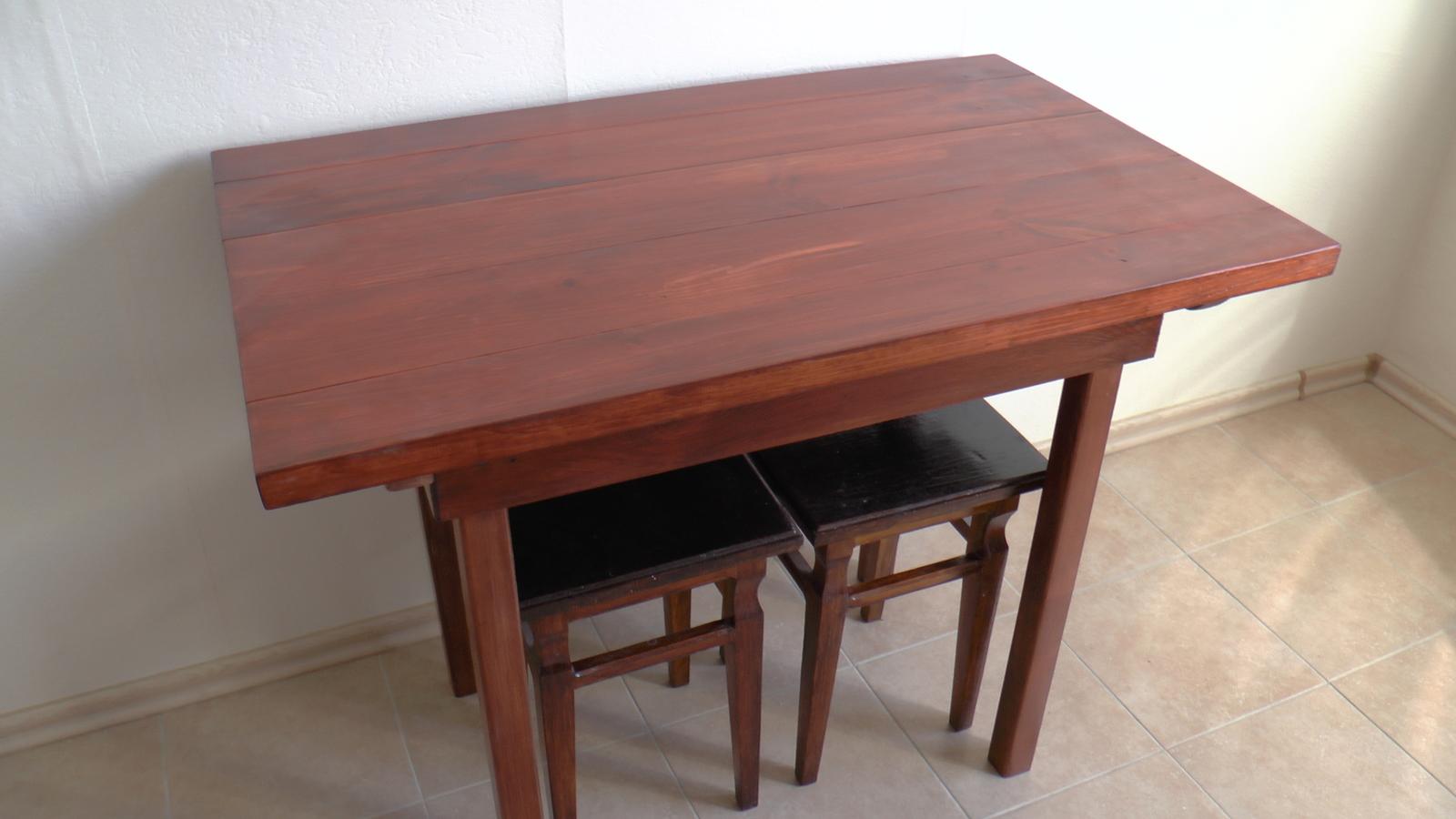 Как сделать обеденный стол своими руками фото 836