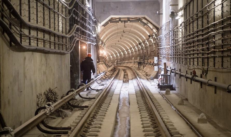 Как прокладывают тоннели для метро. метро