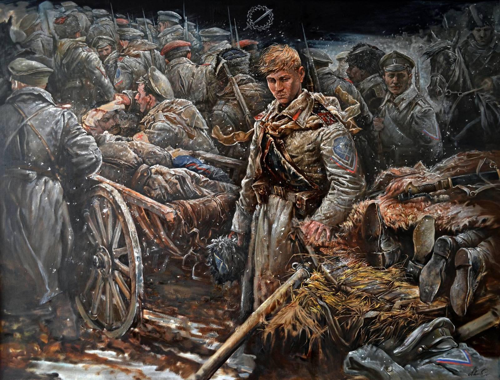 Гражданская война в России за белых (BETA 0.3. версия)