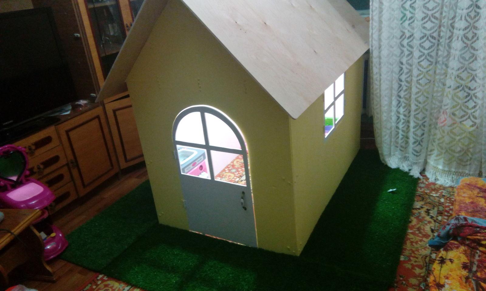 Делаем домики своими руками фото 837