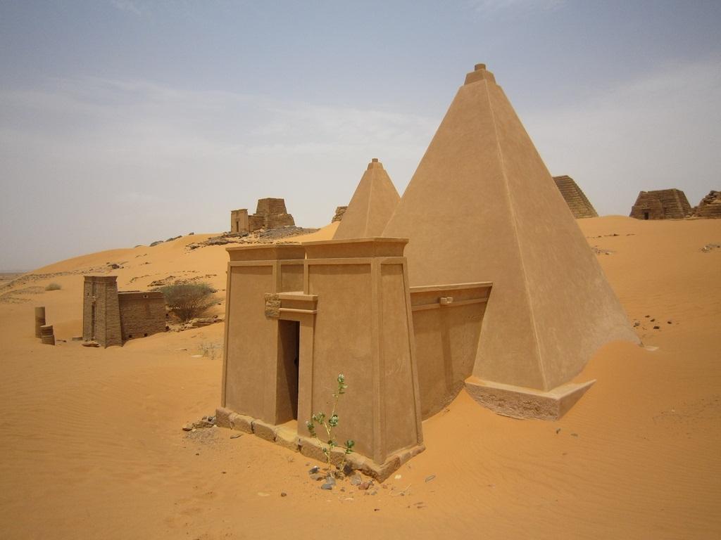 Обои гробница, иероглифы, Пирамиды, пустыня, египет. Разное foto 10