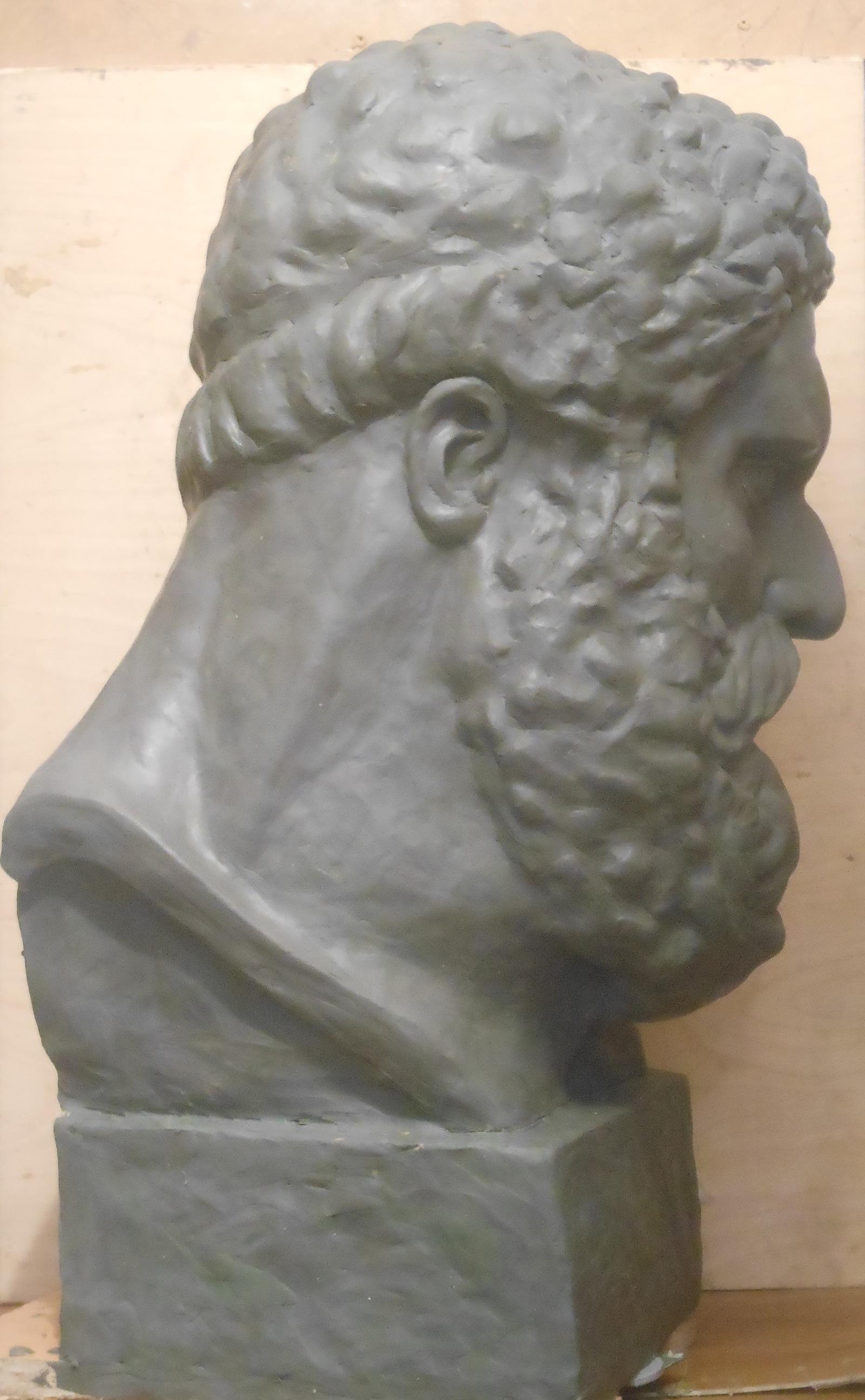 Голова статуи своими руками фото 581