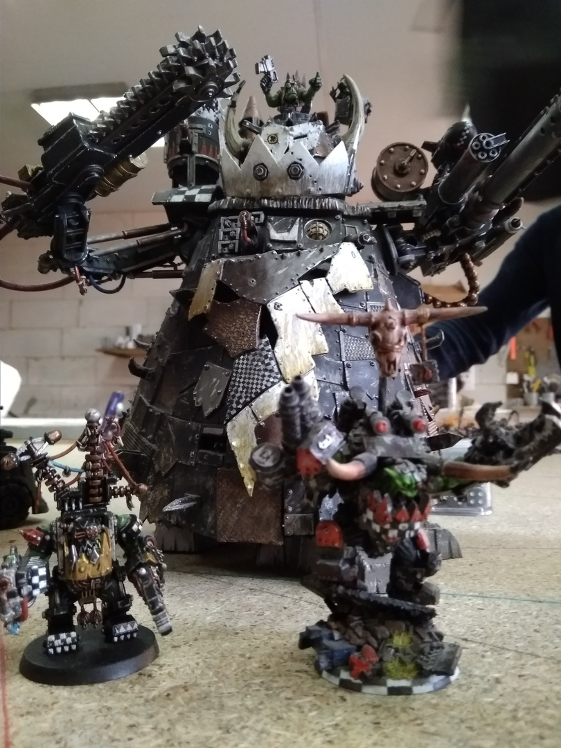 клубы warhammer москва