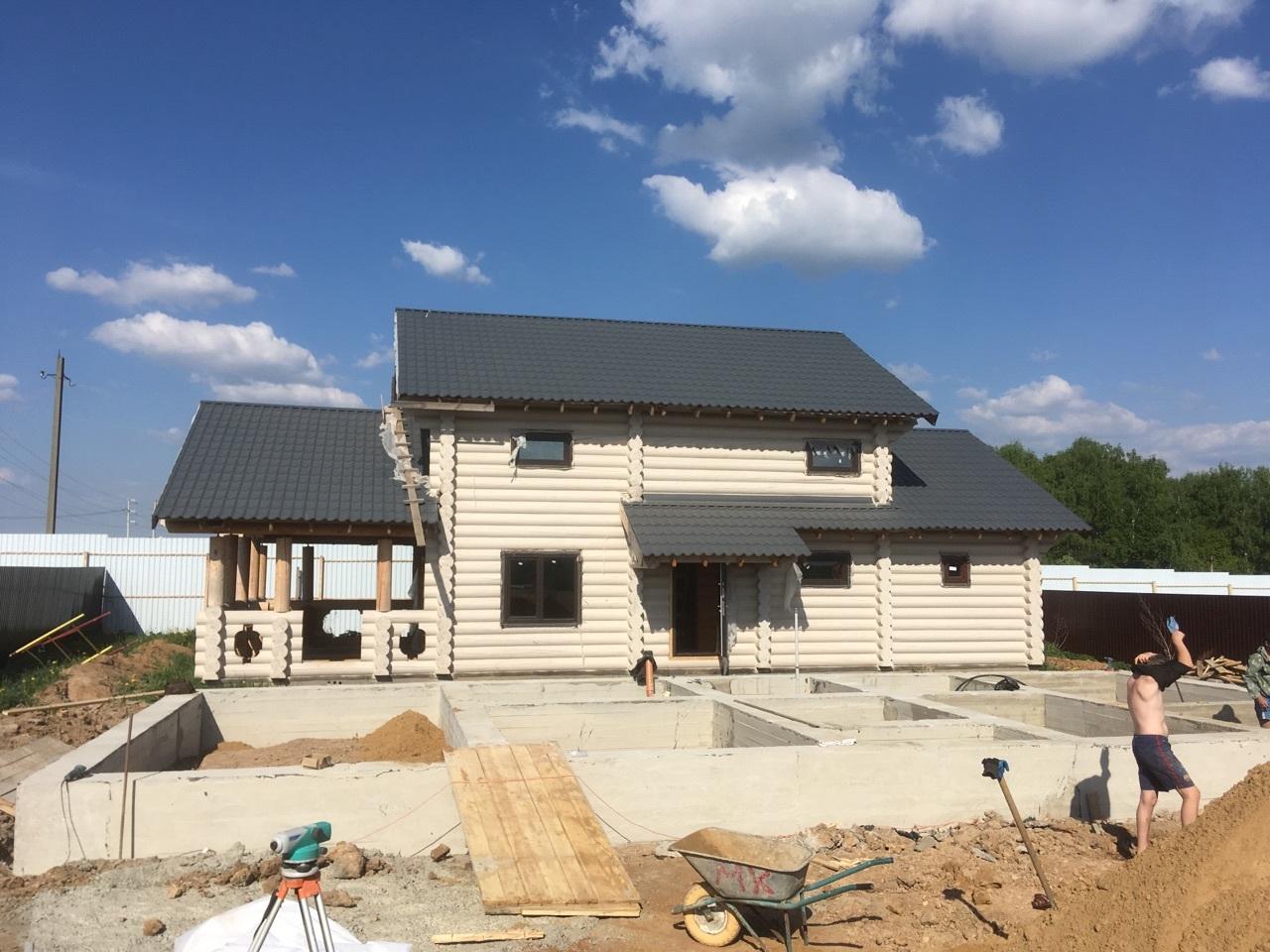 Как переместить 100-тонный дом на новый фундамент