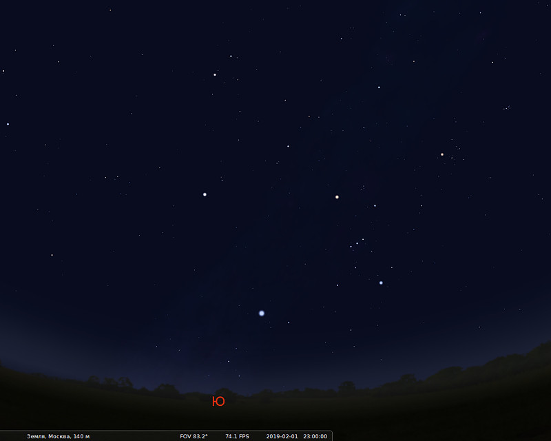 Звёздное небо и космос в картинках - Страница 22 1550006727138865791