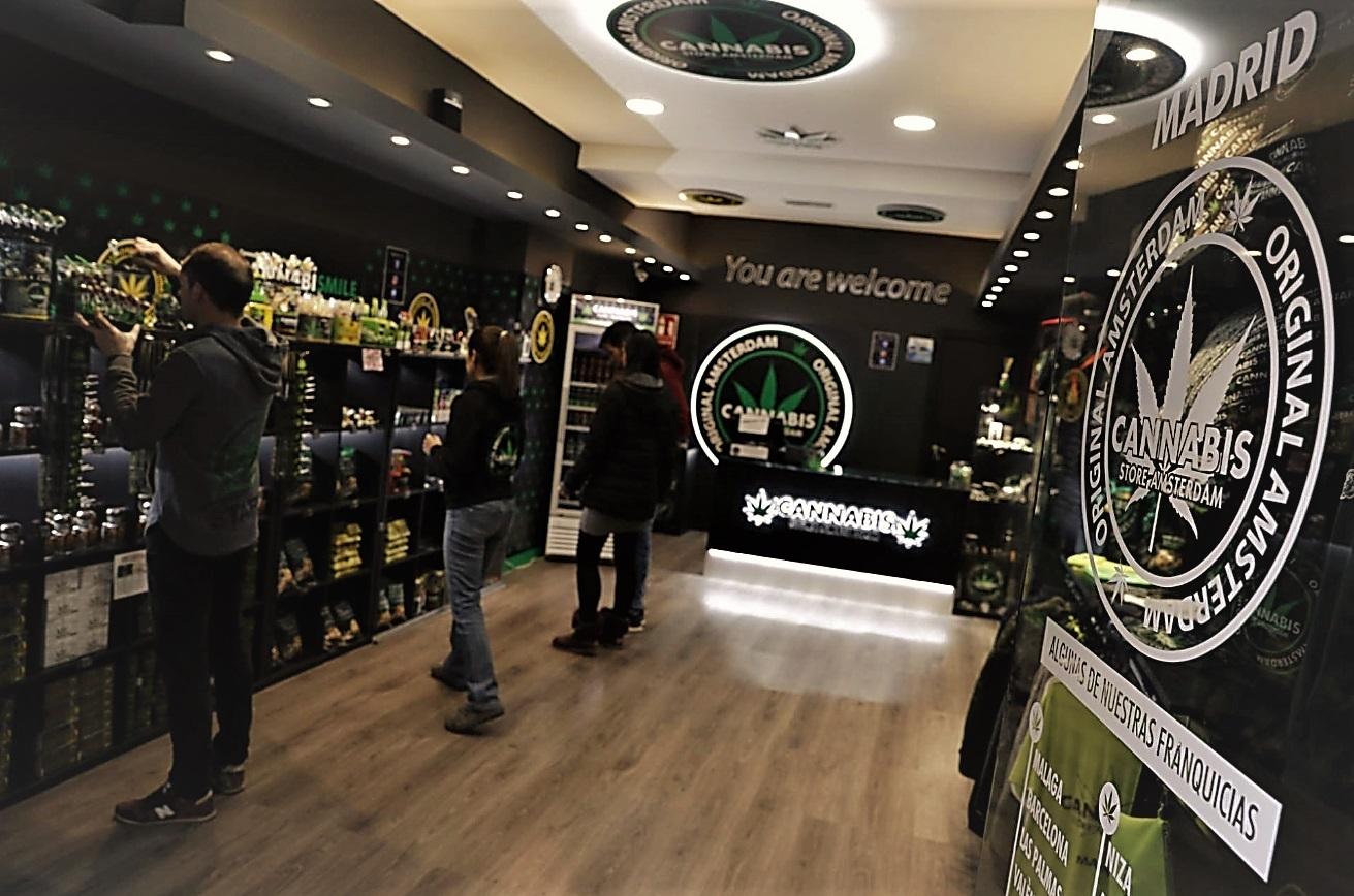 Мадрид марихуана как посадить конопли дома