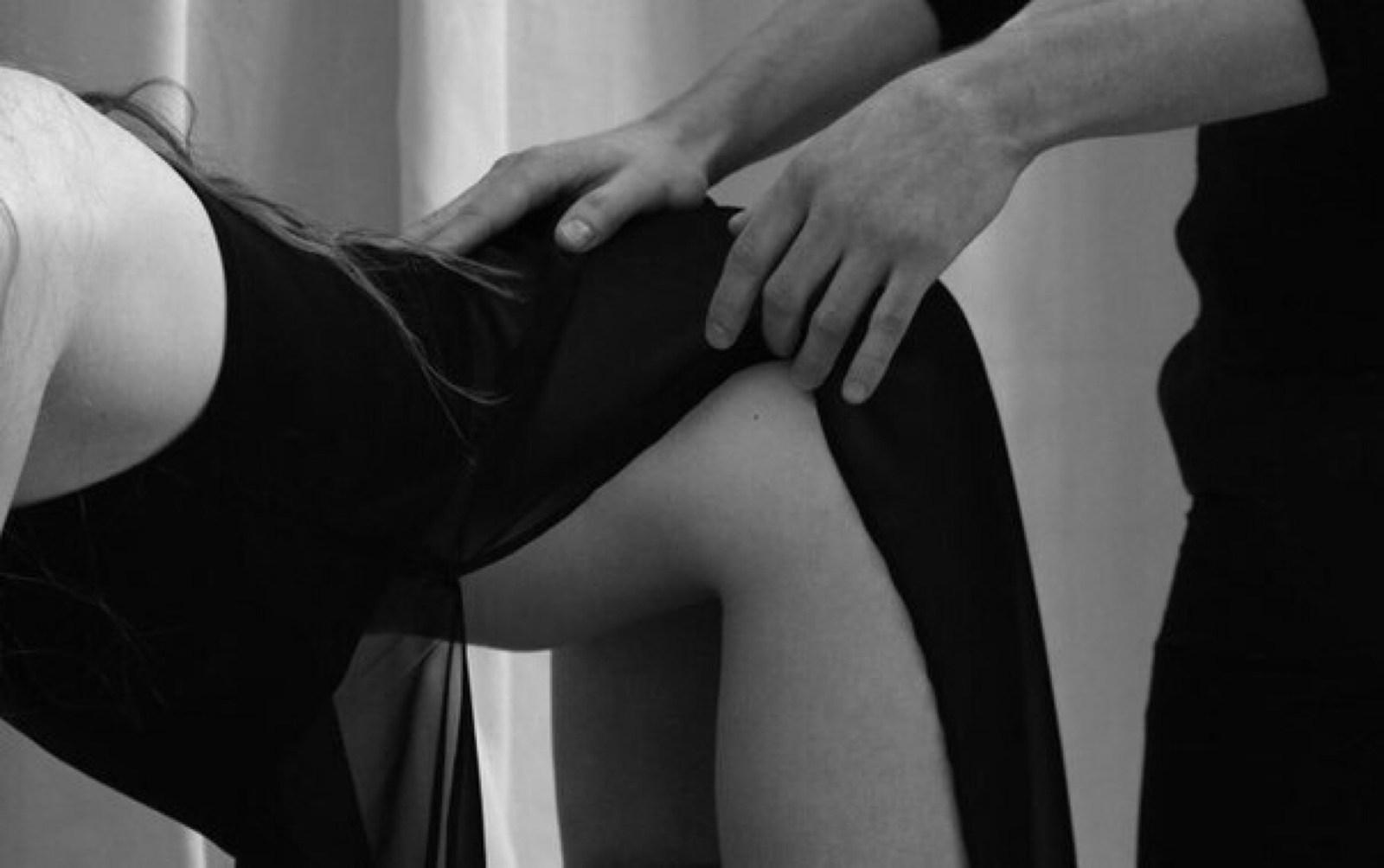 Ардготовка к анальному сексю и сам акт