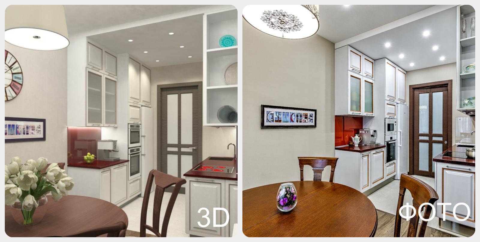 3Д-визуализация интерьера: особенности и преимущества