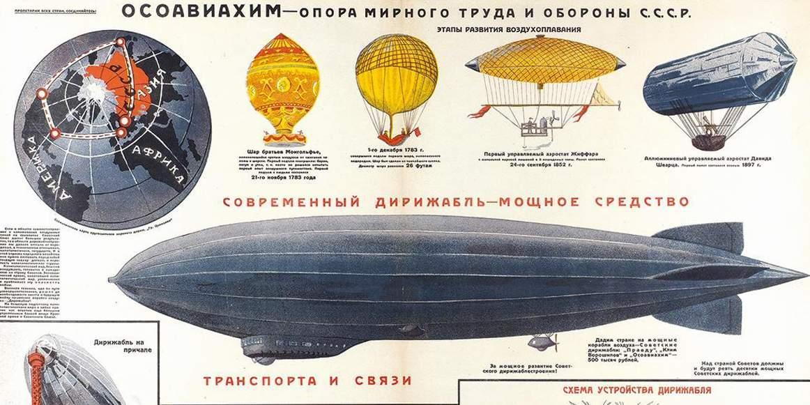 Совбез России предложил связать Арктику и Сибирь дирижаблями ... | 581x1162