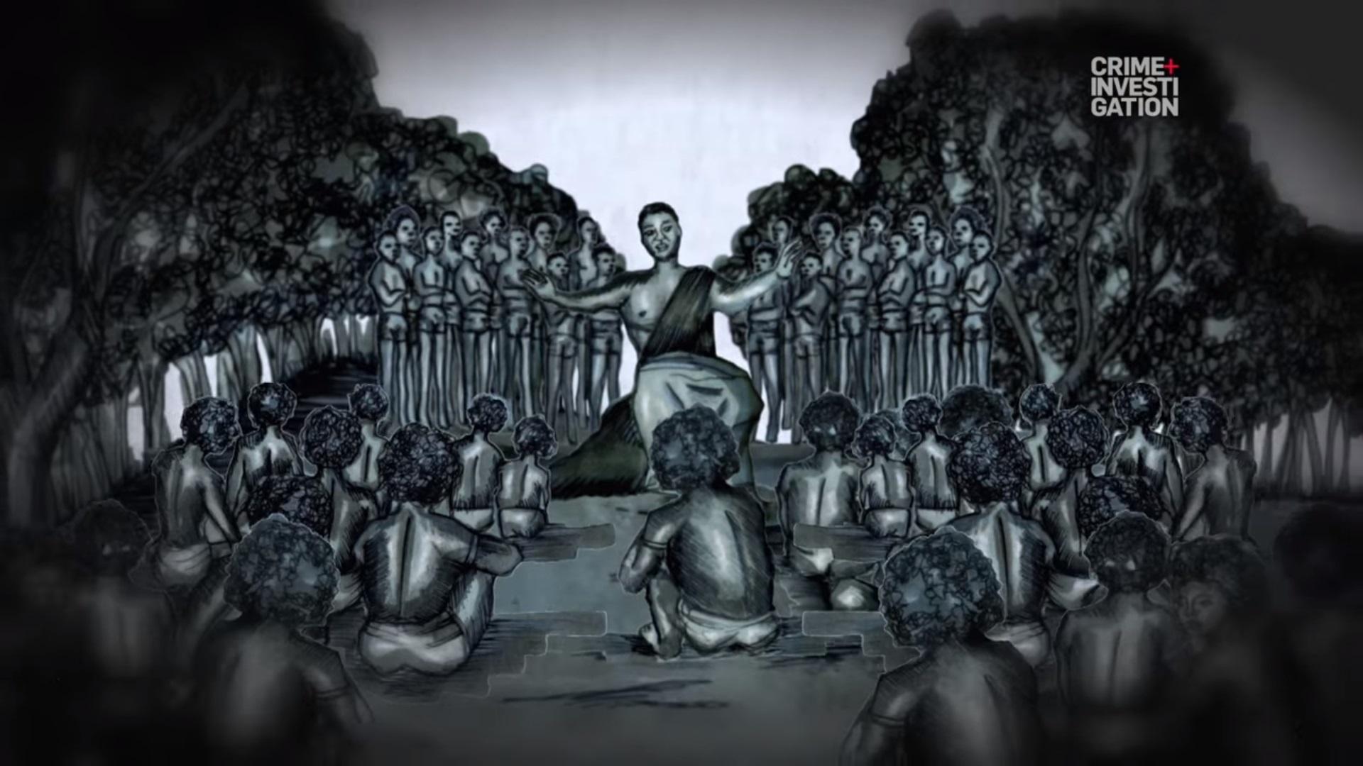 Черный Иисус — папуасский пророк-каннибал, который устроил Far Cry в реальной жизни. 1563444636196454136