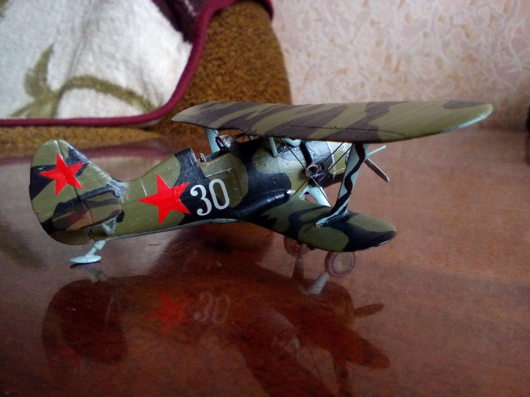 Обои советский, одноместный, Самолёт, и-3, полутораплан. Авиация foto 12