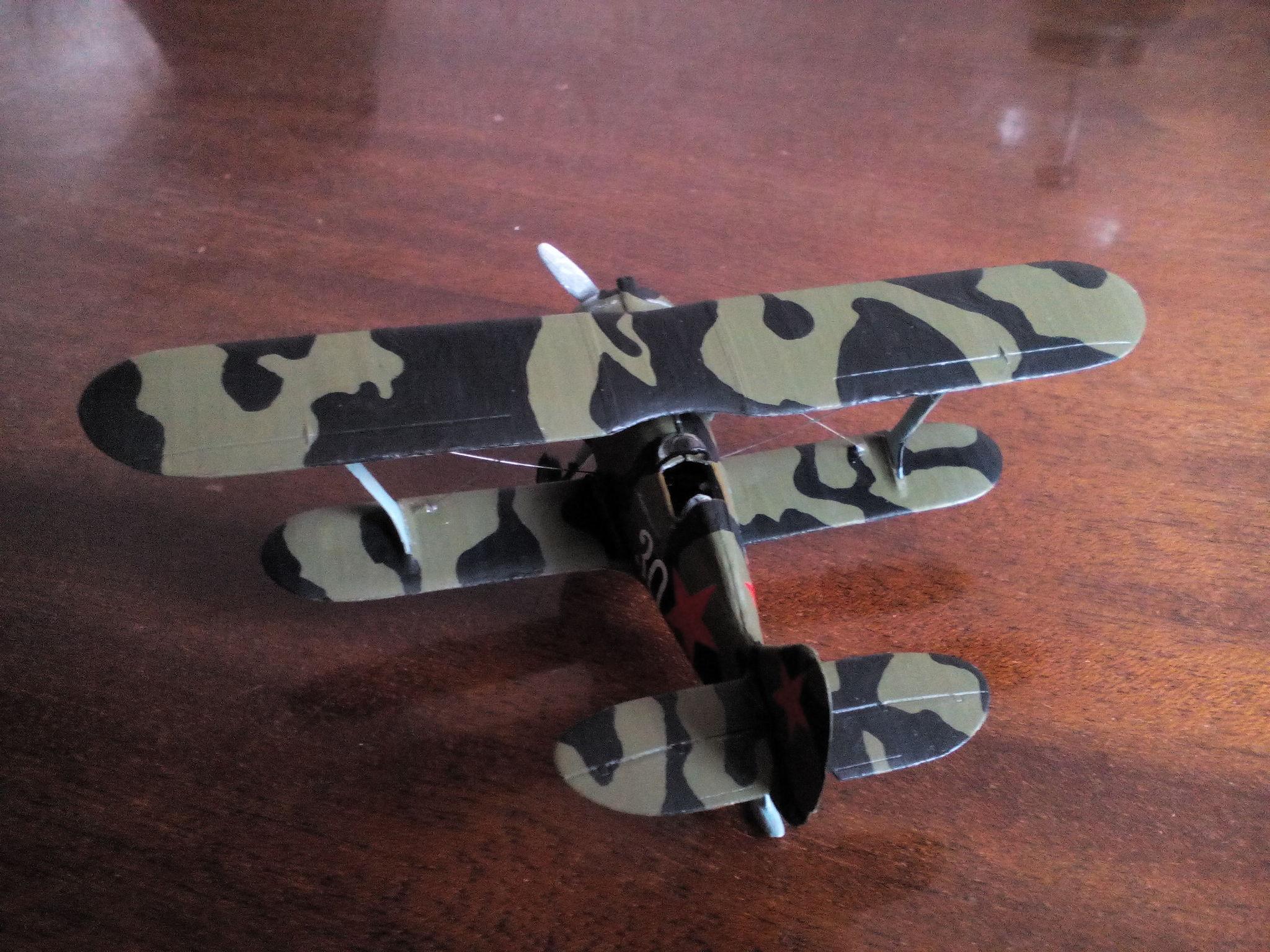 Обои советский, одноместный, Самолёт, и-3, полутораплан. Авиация foto 14
