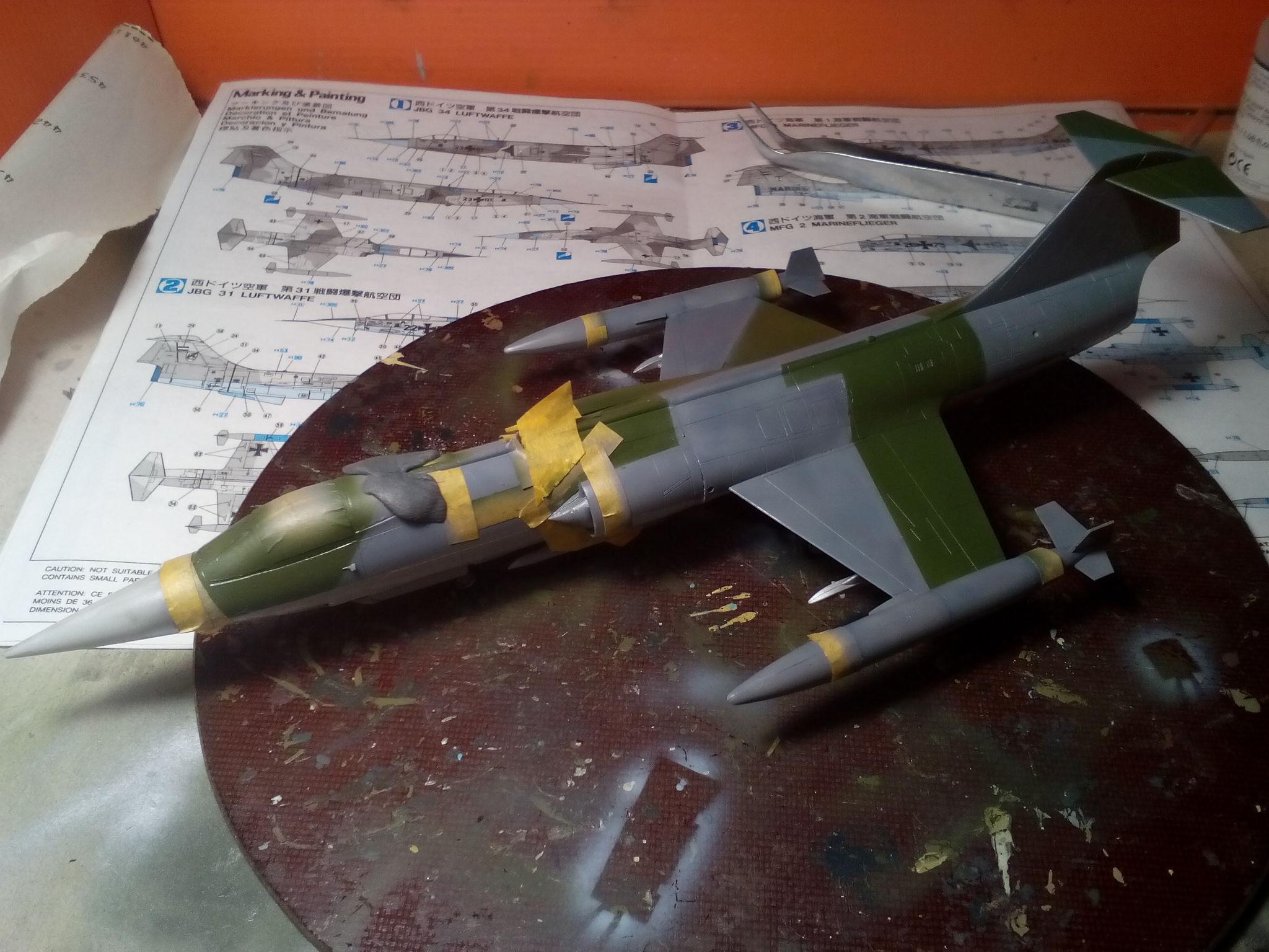 Обои Lockheed, истребитель-перехватчик, рисунок, starfighter, F-104. Авиация foto 17